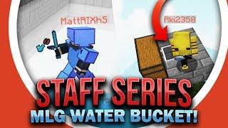 If he lands this MLG water bucket, he won