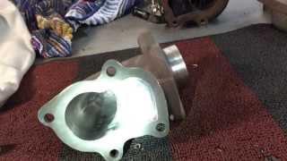 Suzuki Vitara PSA XUD9 turbo mods