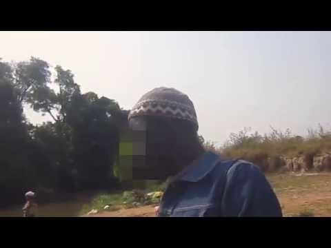Diamond Smuggler in Cameroon