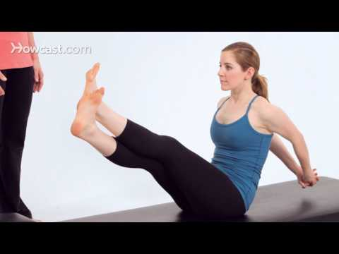How to Do the Boomerang | Pilates Workout