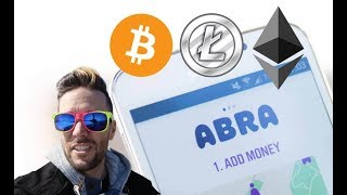 Buy, Sell and Trade Cryptocurrency with Abra (old version, new link in description)