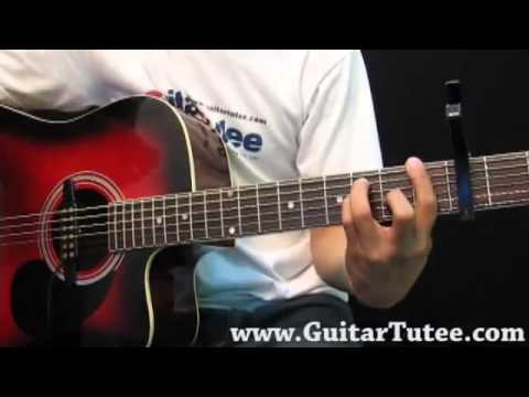 I Never Told You || GuitarTutee || Cover Guitar 2014