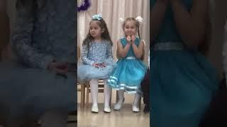 Новогодний прикол!!!Детском саду.