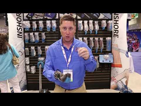 Cuda Knife And Hook Resistant Gloves At ICAST 2017