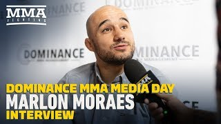 Marlon Moraes Explains What Went Wrong Against Henry Cejudo - MMA Fighting