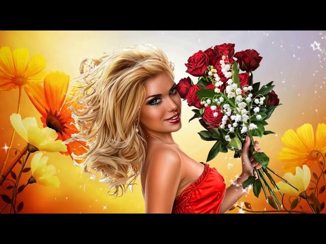 Смотреть видео Поздравления шлю в день чудесный 8 марта