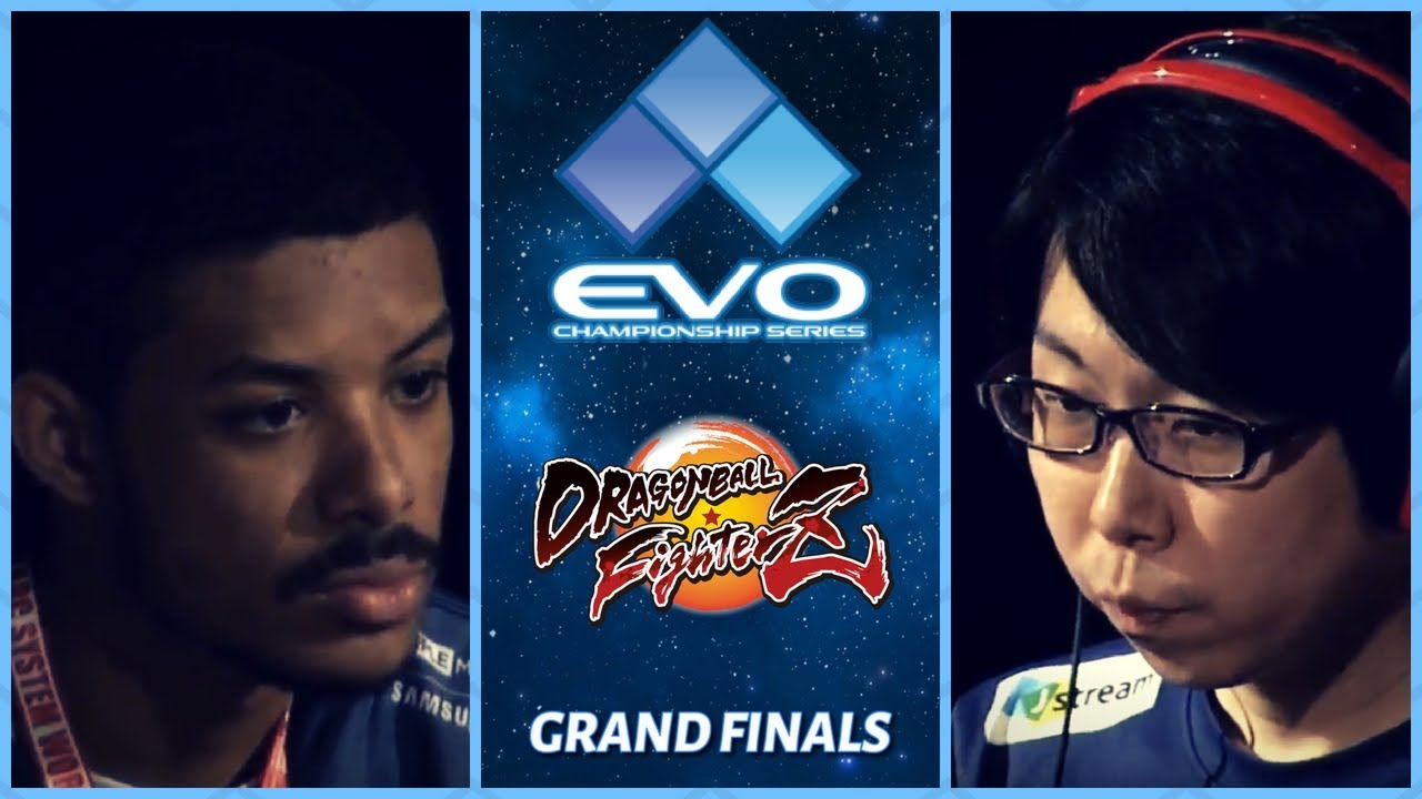 DBFZ: EVO 2018 SonicFox Vs GO1 (Grand Finals)