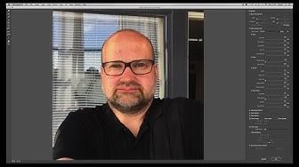 Face Aware Liquify -Photoshopin uusi ominaisuus