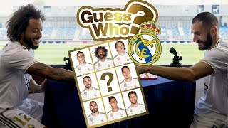 GUESS WHO? | Ep.3 | Marcelo vs Benzema