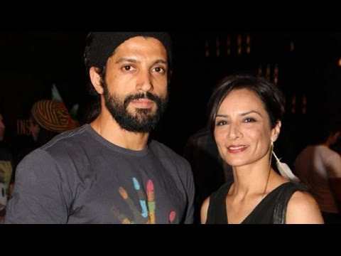 The Reason Behind Farhan Akhtar & Adhuna Akhtar's Split REVEALED!  Bollywood