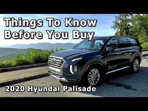 Things To Know Before You Buy - 2020 Hyundai Palisade