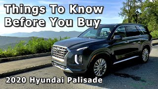 Things To Know Before You Buy - 2020 Hyundai Palisade