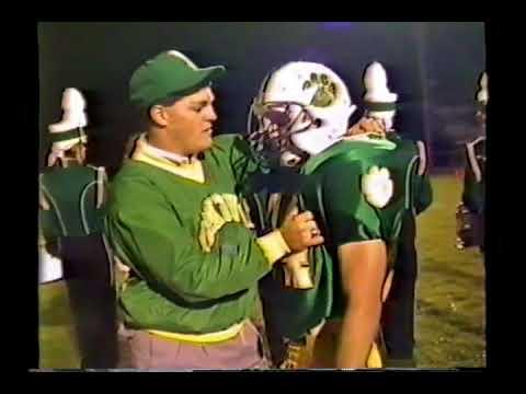 YHS 1991 Football Highlights