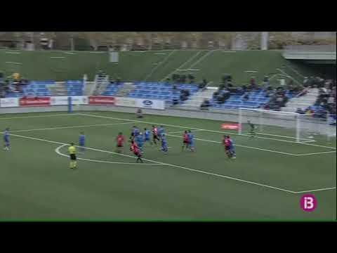 CF Badalona-RCD Mallorca 1-1
