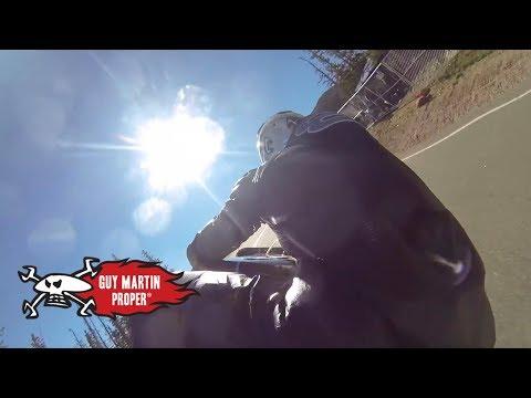 Guy's Pikes Peak Speed Run - In Full | Guy Martin Proper