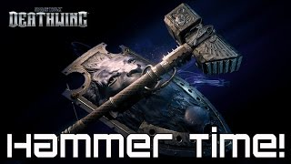 Hammer Time! - Assault Class Space Hulk: Deathwing (Beta) Gameplay