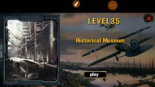 Expedition For Survival Level 35 HISTORICAL MUSEUM Walkthrough Game Guide HFG ENA