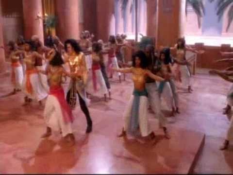 Bangles - Walk Like An Egyptian (12