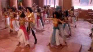 Egyptian Dance - Bangles - Walk Like An Egyptian (12