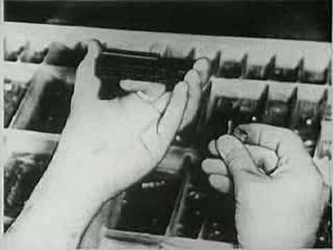 Learning Typesetting
