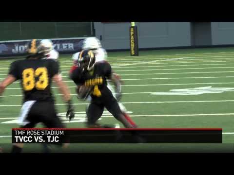 TJC vs TVCC Football