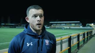 Southport 2-3 York City | Harry Bunn Post-Match