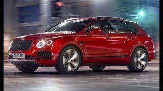 2018 Bentley Bentayga V8 Engine (550 Ps) Interior, Exterior And Drive
