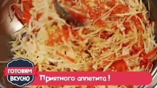 Заправки для салата из капусты