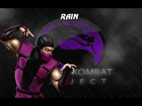 MKP 4.1 Season 2.9 (MUGEN) - Rain Playthrough
