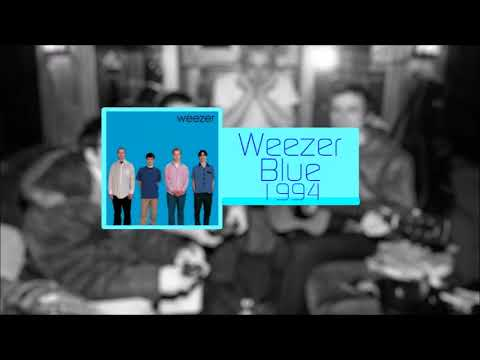weezer - Weezer (The Blue Album) [Full Album + Demos]