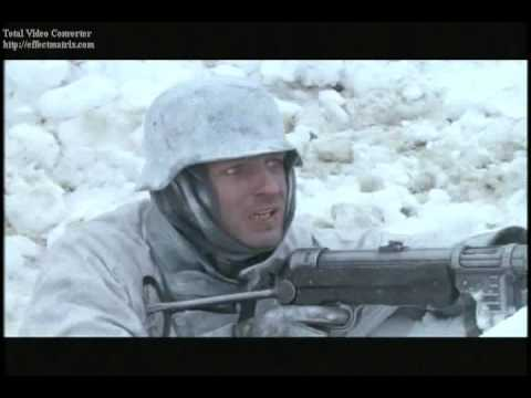 Stalingrad : Battle Against T 34 Tank In The Snow (HQ)