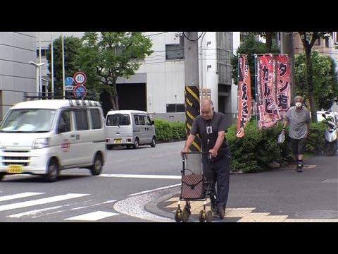 Kotobukicho: One Snapshot of Aging Japan
