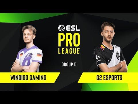 G2 Esports vs Windigo vod