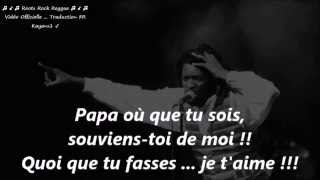 "Lucky Dube ""remember me"" traduction FR"