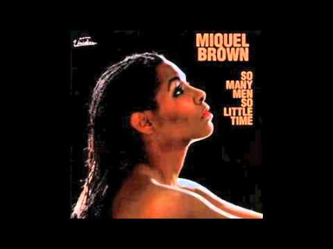 Miquel Brown - So Many Men, So Little Time