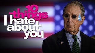 Bloomberg Completely DESTROYED During Debate & His Worst Quotes!