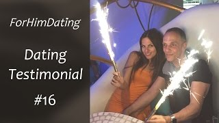 How to succeed in dating overseas - testimonial #16
