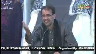Maulana Abbas Irshad Naqvi | 3 Roza Majalis | Shahadat Shahzadi Fatima Zehra s.a. | Ghadeeri Azadar