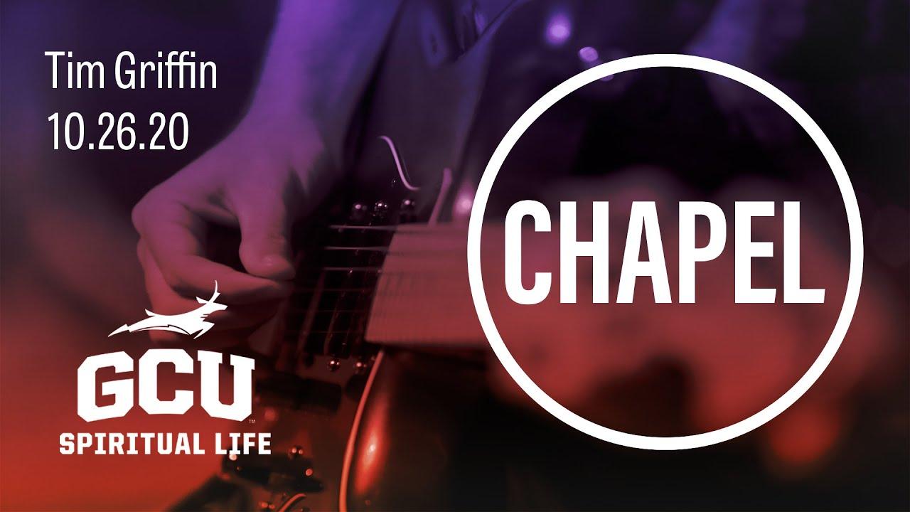 GCU Live: Chapel Oct 26, 2020