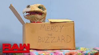 "Mercy the Buzzard has a disturbing meal on ""Firefly Fun House"": Raw, May 6, 2019"