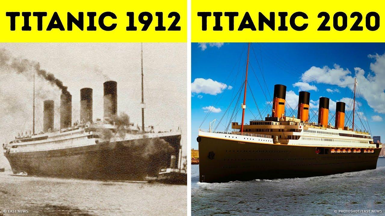 Titanic 2 wird den Ozean überqueren, und du kannst an Bord sein! - YouTube