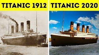 Titanic 2 wird den Ozean überqueren, und du kannst an Bord sein!