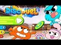 The Amazing World of Gumball - DISC DUEL [Cartoon Network Games]
