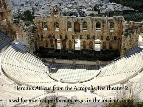 Athens, Greece: A Tour Into The Ancient  (By L&C)
