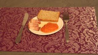 Рецепт огонёк / хреновина: Ну очень вкусно!