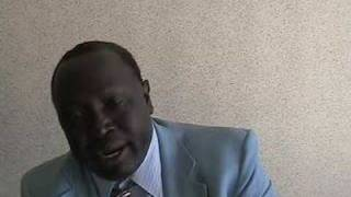 Economic Development in Southern Sudan - Benaiah Yongo Bure