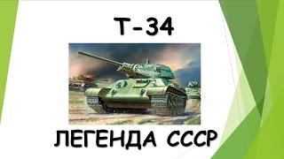 танк Т34. гайд по Т34.