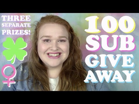 100-subscriber-giveaway-|-three-prizes!-|-(closed)