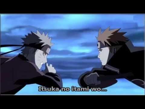Naruto Shippuden opening 7 LYRICS !!!