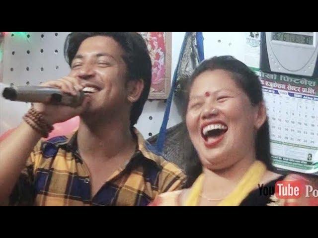 Live Dohori || ???? ? ?? ???? 320 ????? || Prakash Saput New Live Dohori Battle 2075